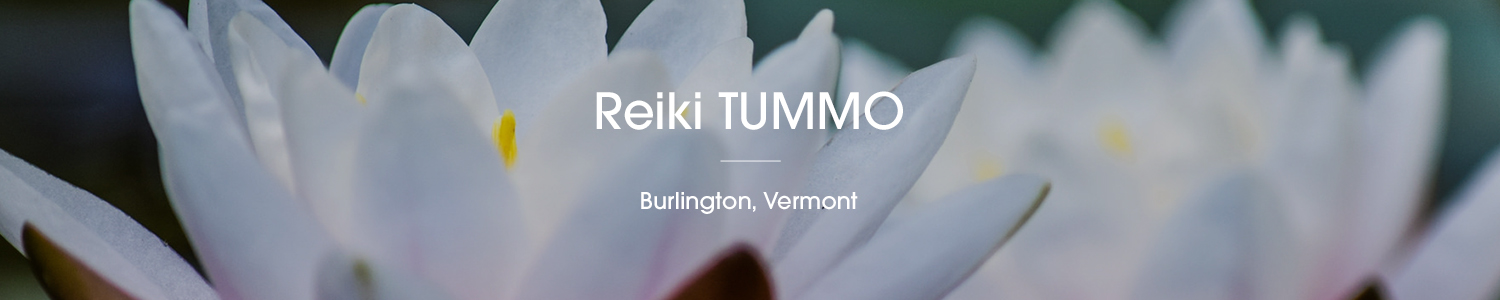 Reiki TUMMO Burlington